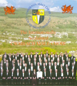 Cwmbach Choir Poster