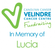 In memory of Lucia