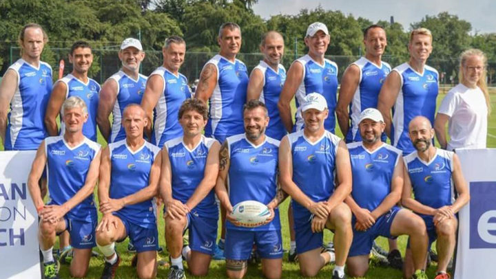 The European Touch Rugby Championships